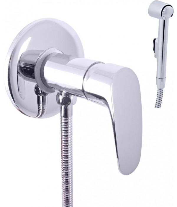 Гигиенический душ Rav Slezak Amur Am747 со смесителем, С ВНУТРЕННЕЙ ЧАСТЬЮ