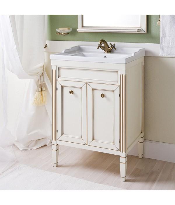 Комплект мебели для ванной комнаты Caprigo Albion 70