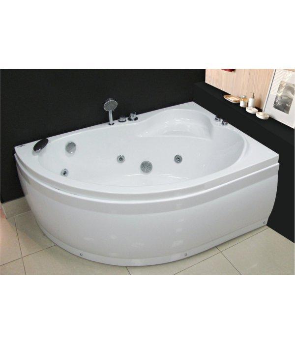 Акриловая ванна Royal Bath ALPINE 140 правая