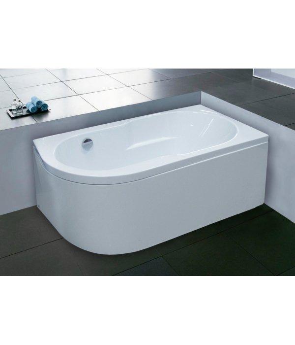 Акриловая ванна Royal Bath AZUR 140 правая