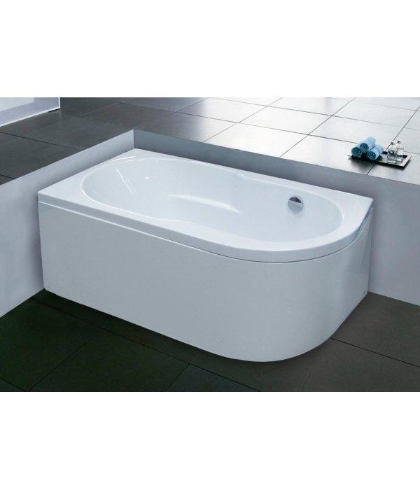 Акриловая ванна Royal Bath AZUR 140 левая