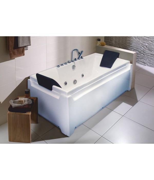 Акриловая ванна Royal Bath TRIUMPH 185 с экранами