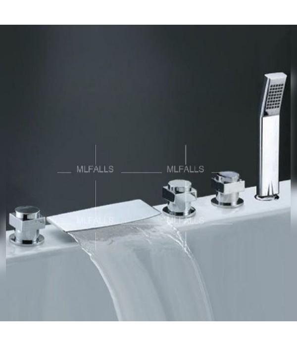 Cмеситель для ванны Vorago Ambienta M5032CW