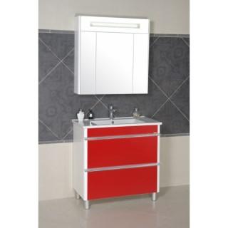 Комплект мебели Aquarodos Париж 75 Красный