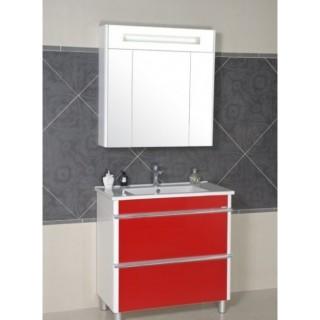 Комплект мебели Aquarodos Париж 85 Красный