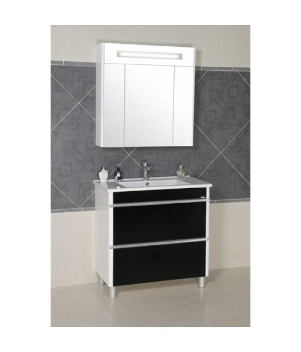 Комплект мебели Aquarodos Париж 85 Черный