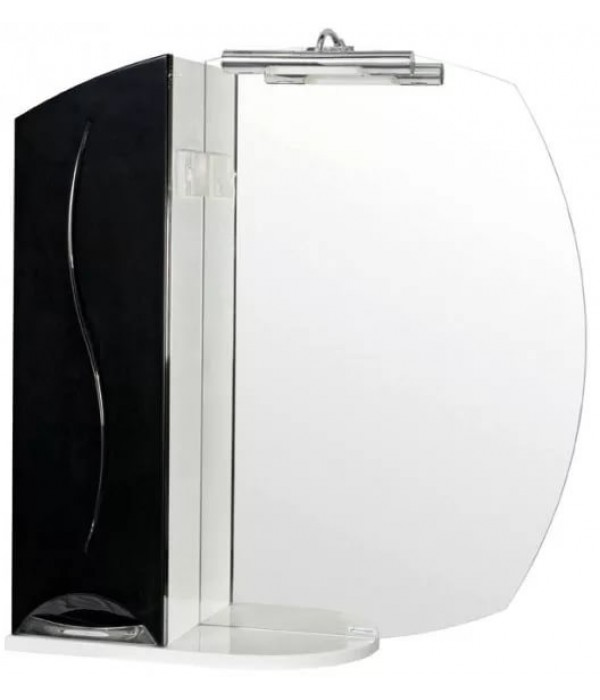 Зеркало Aquarodos Премиум 75 L Черный