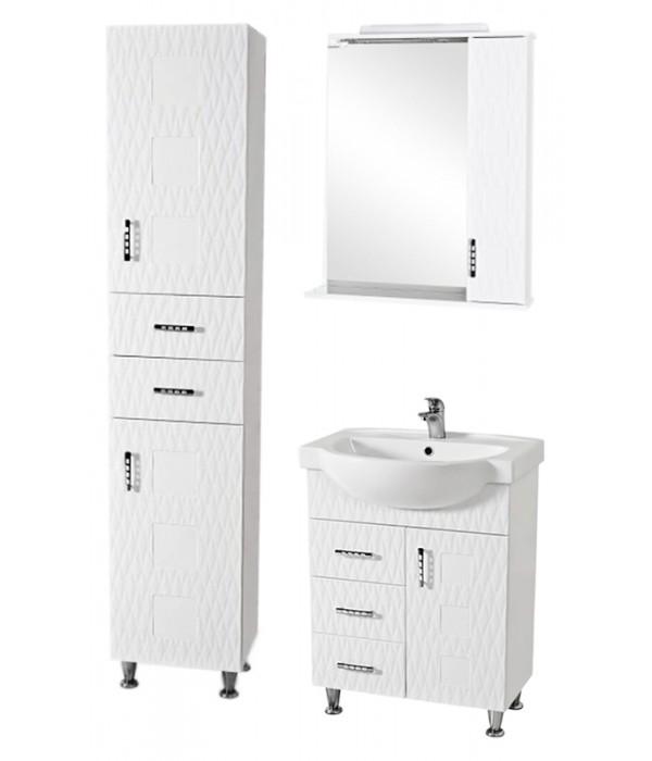 Комплект мебели Aquarodos Ассоль 65