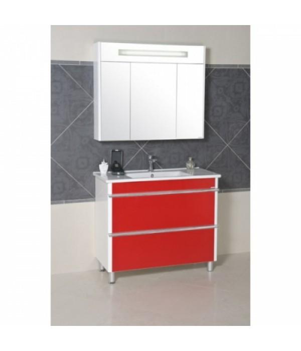 Комплект мебели Aquarodos Париж 100 Красный