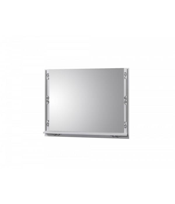 Зеркало Aquarodos Бомонд 100 Вуд Лайн