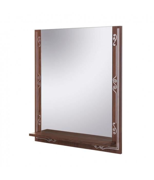 Зеркало Aquarodos Бомонд 70 Венге
