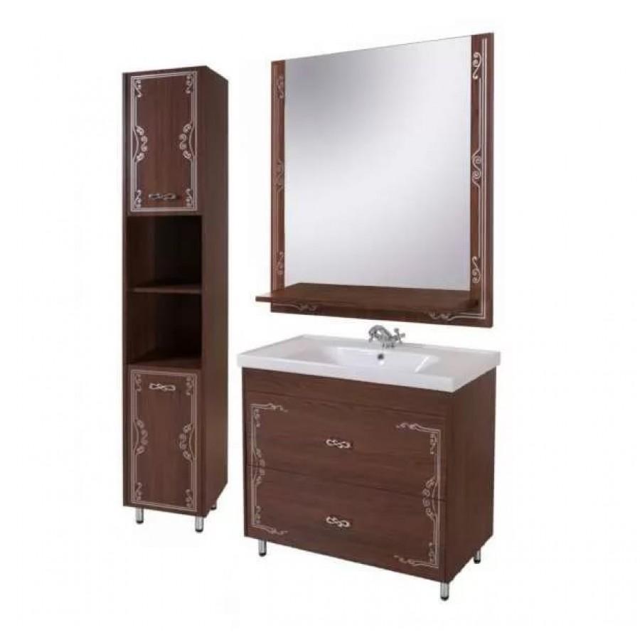 Комплект мебели Aquarodos Бомонд 80 Венге