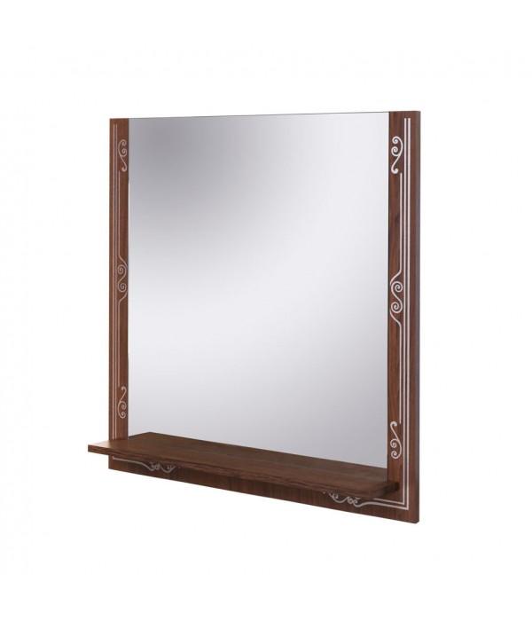 Зеркало Aquarodos Бомонд 80 Венге