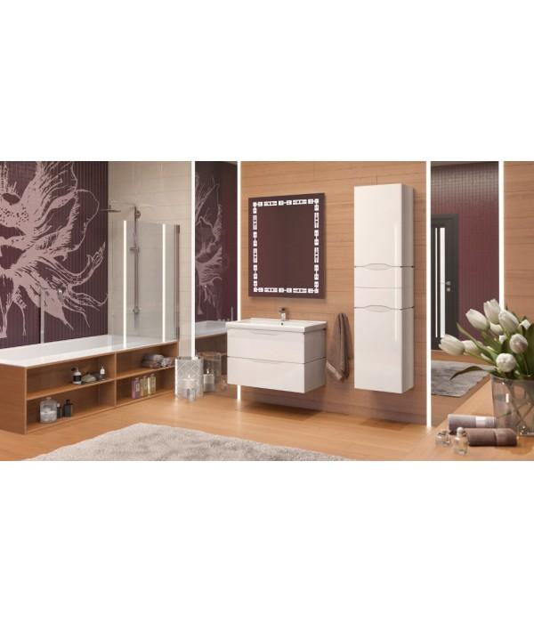 Комплект мебели Aquarodos Венеция 100 Белый подвесной
