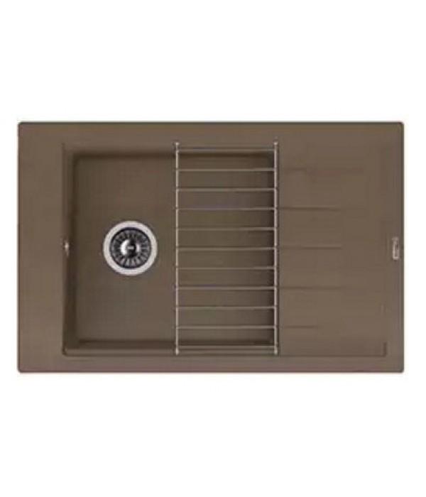 Мойка кухонная Florentina Липси 780Р коричневый