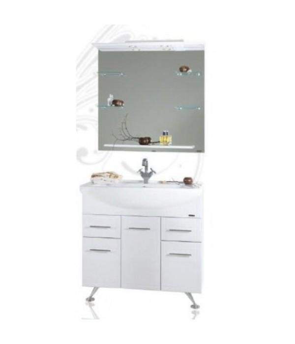 Комплект мебели 90 1.20, белый