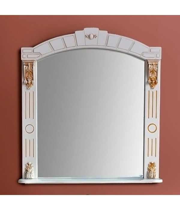 Зеркало Атолл Александрия 85 дорато