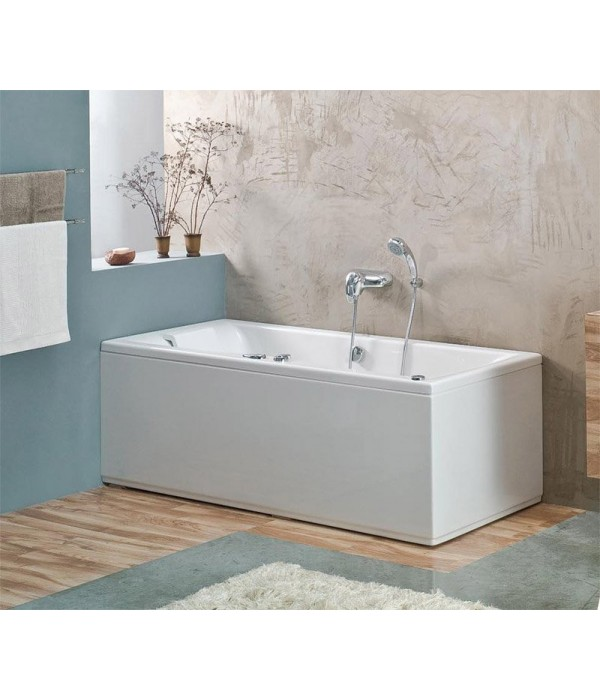 Акриловая ванна Santek Монако 150х70