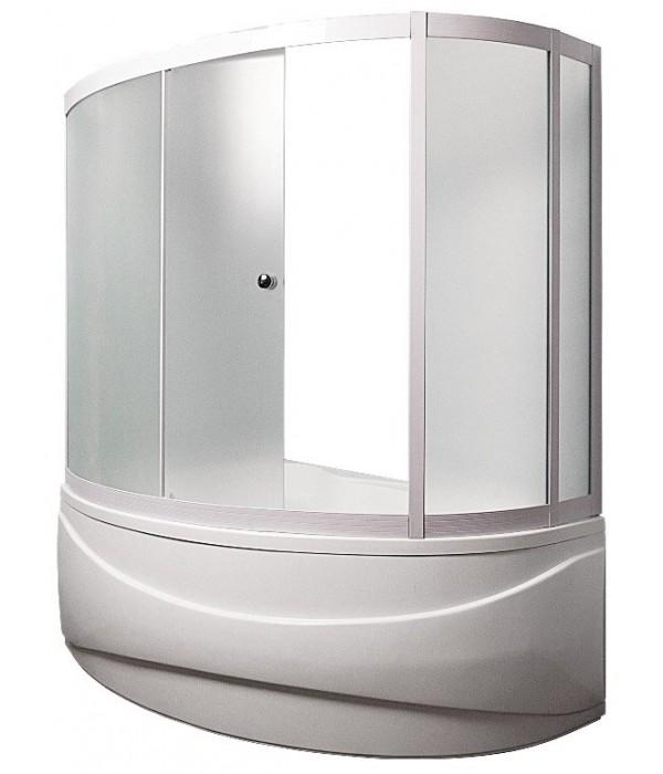 Шторка на ванну 1MarKa Catania 150 (L)