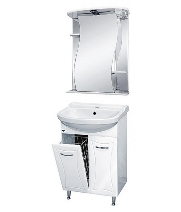 Мебель для ванной 55 15.1 М с б/к