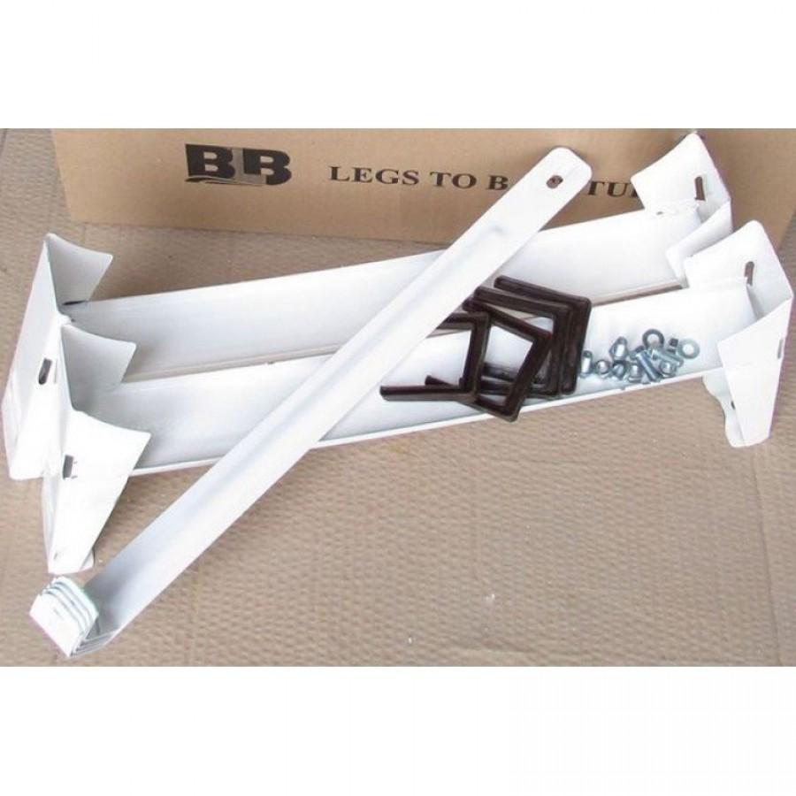 Ножки для стальной ванны BLB  APMROS100 Унитаз приставной Villeroy & Boch Hommage 6663 10R1 alpin