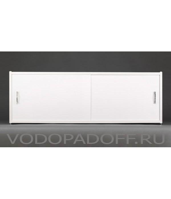 Экран под ванну Francesca Premium 150/170 белый высота от 59 см (Антискользящее Основание)