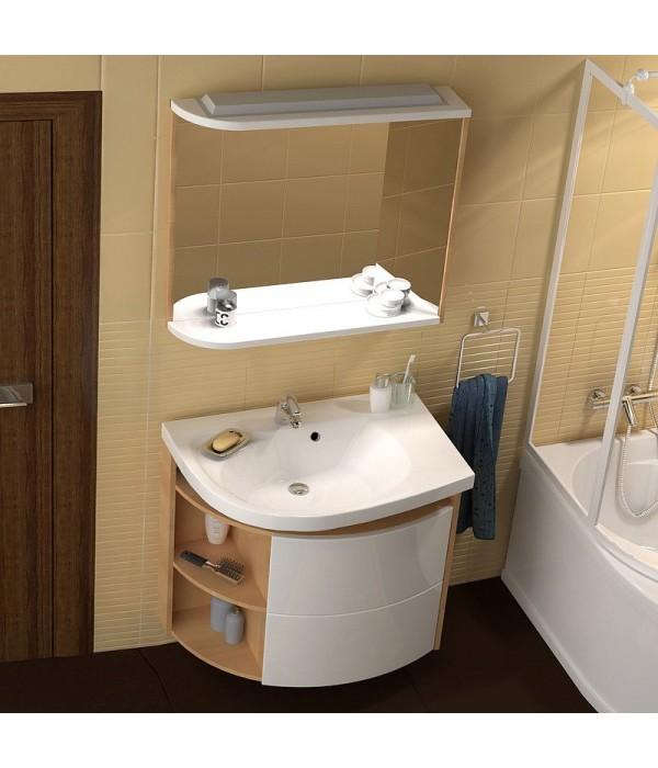 Комплект мебели Ravak Rosa Comfort береза, белая R