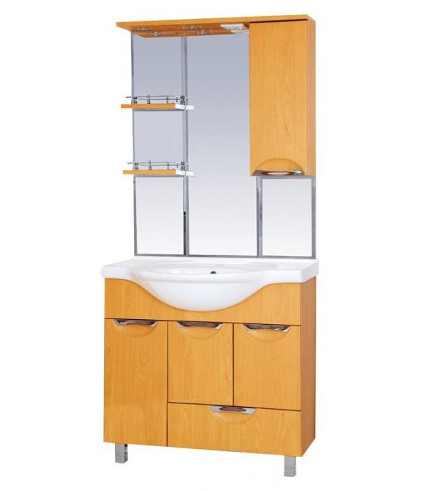 Комплект мебели 85 15.5 М бук с б/к