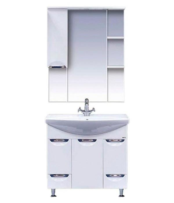 Комплект мебели 85 15.10 М белый