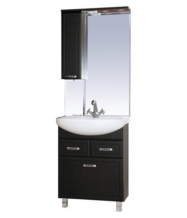 Комплект мебели для ванной 65 15.4 М венге
