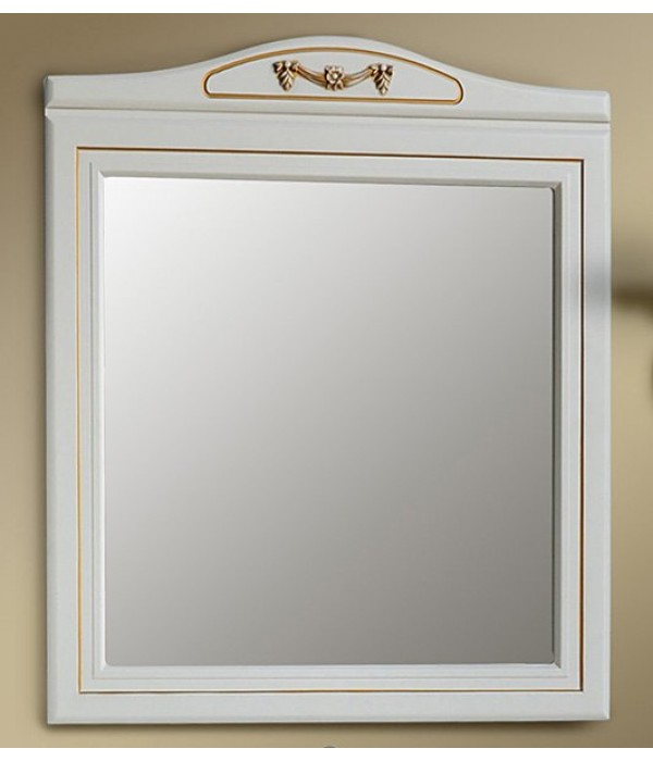 Зеркало Атолл Верона 85 Дорато