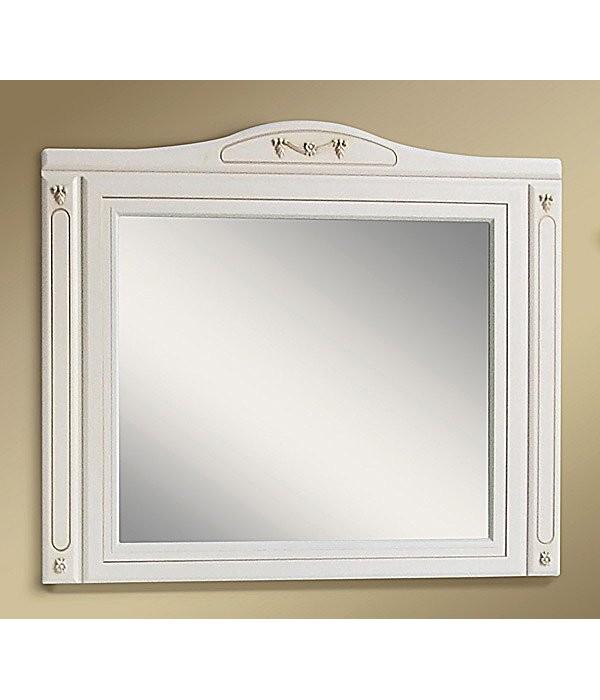 Зеркало для ванной Атолл Верона 120 дорато