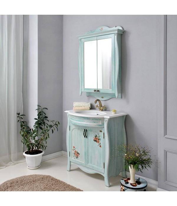 Комплект мебели Атолл Ривьера heaven (небесно-голубая)
