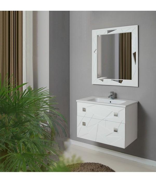 Комплект мебели Атолл Корсо 280 белый