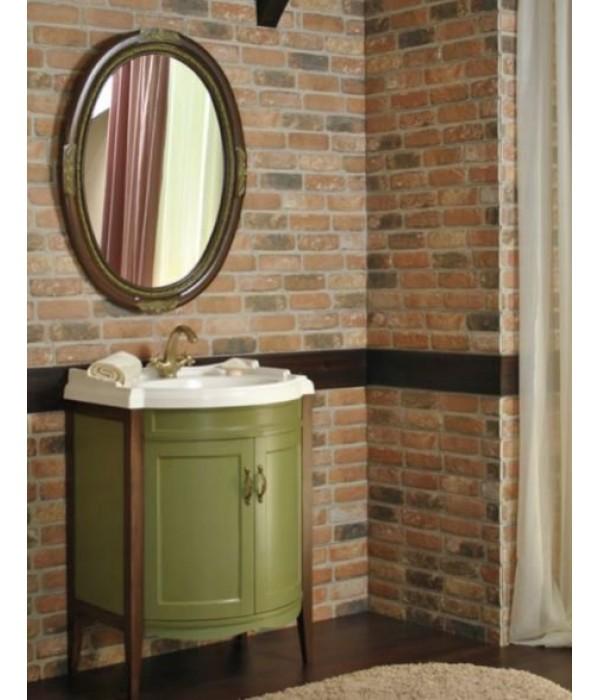 Комплект мебели для ванной Атолл Неаполь verde