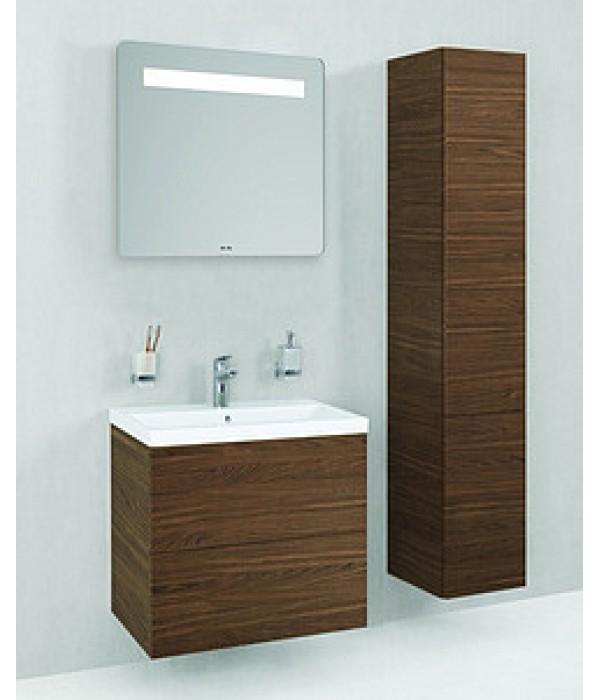 Комплект мебели Am.Pm Gem 60 с 2 ящиками, коричневый