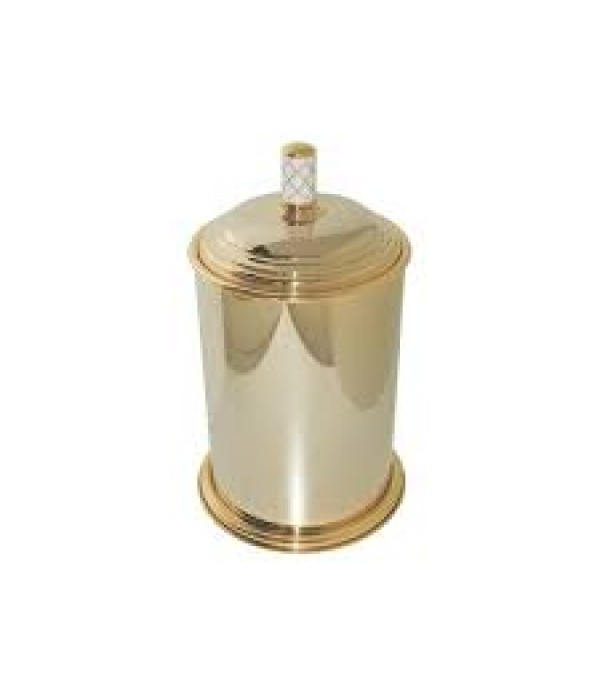 Ведро Boheme Murano 10907 золото
