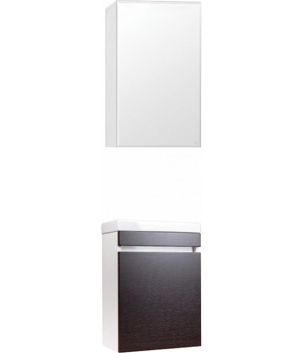 Комплект мебели Style Line Compact 40 Люкс, коричневый