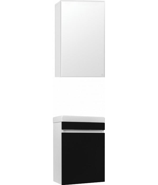 Комплект мебели Style Line Compact 40 Люкс, черный