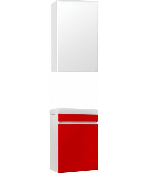 Комплект мебели Style Line Compact 40 Люкс, красный