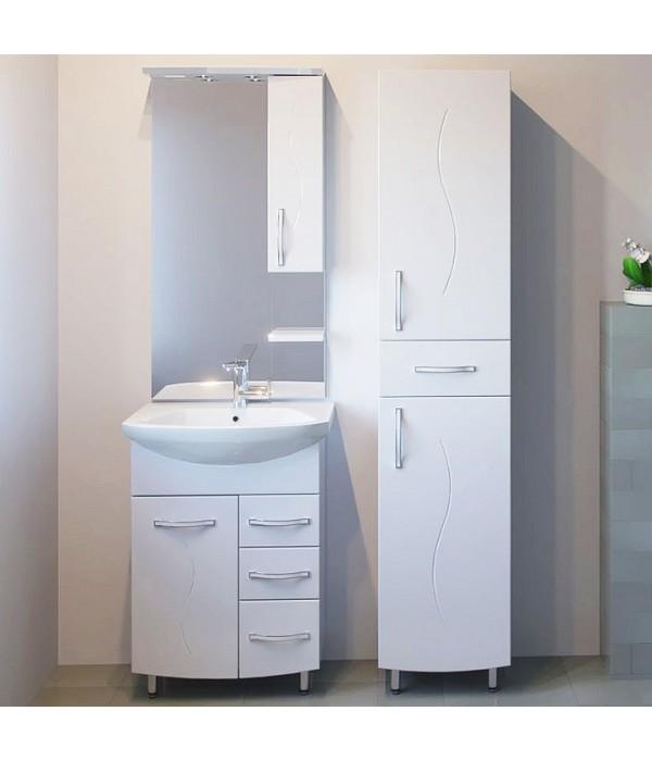 Комплект мебели ASB-Mebel Грета 60 напольная с дверцей