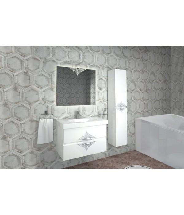 Комплект мебели INGENIUM Аккорд 90-2, белый