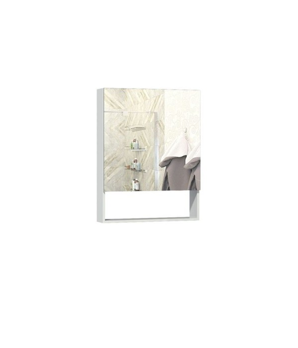 Зеркало-шкаф INGENIUM Фьюжен 60