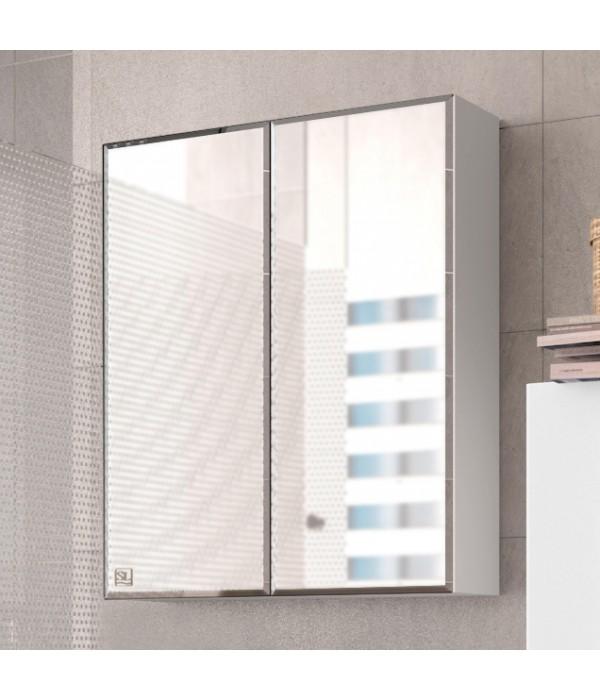 Зеркало-шкаф Style Line Амарант 60