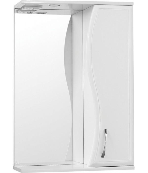 Зеркало-шкаф Style Line Эко Волна Панда Волна 55