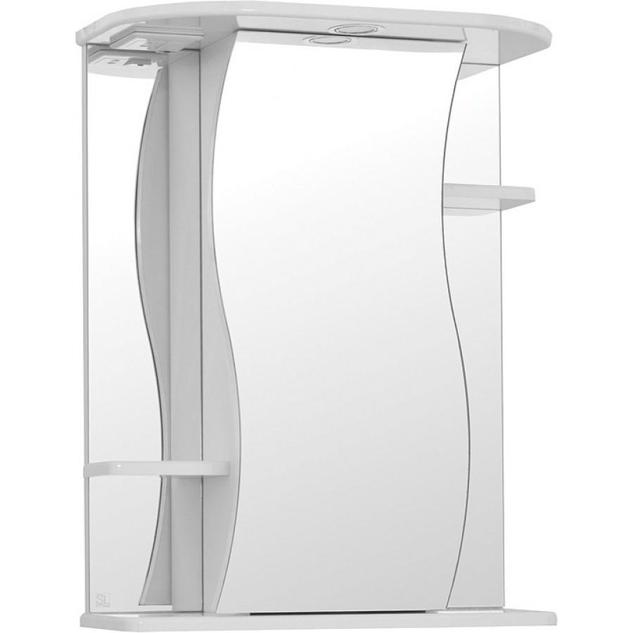 Зеркало-шкаф Style Line Эко Волна Лилия 55