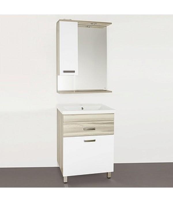 Комплект мебели Style Line Ориноко 60 с бельевой корзиной