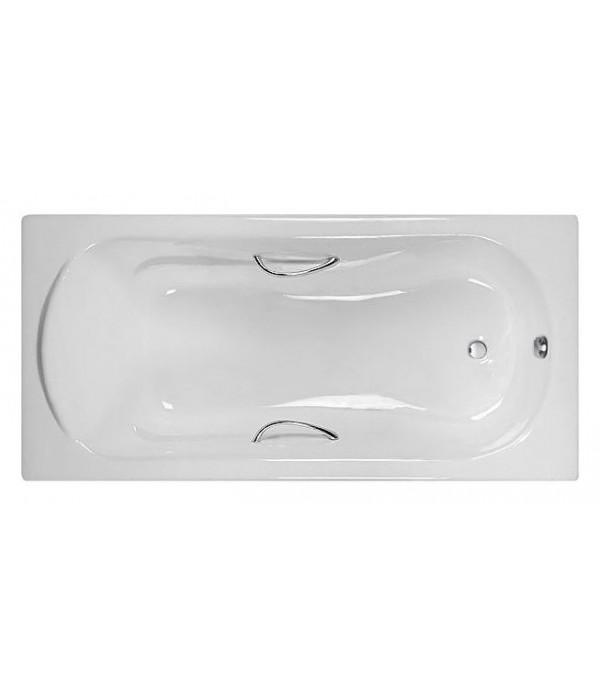 Чугунная ванна Castalia Venera 180х80х42 с ручками