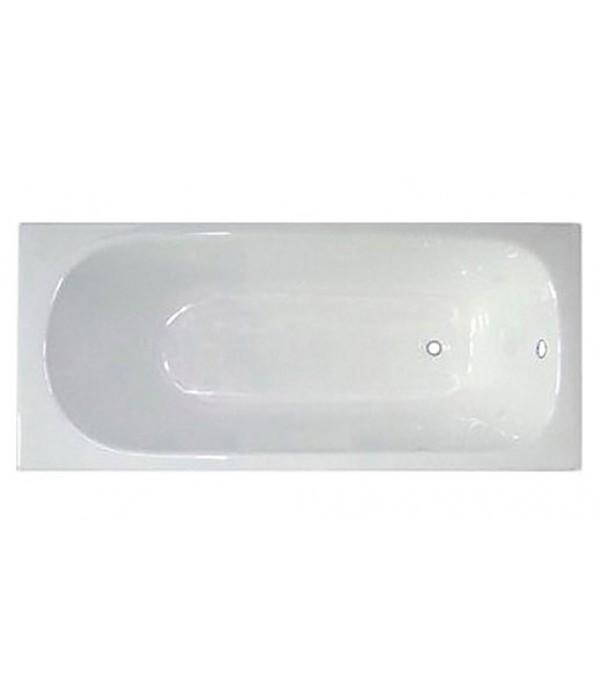 Чугунная ванна Castalia 130x70x39