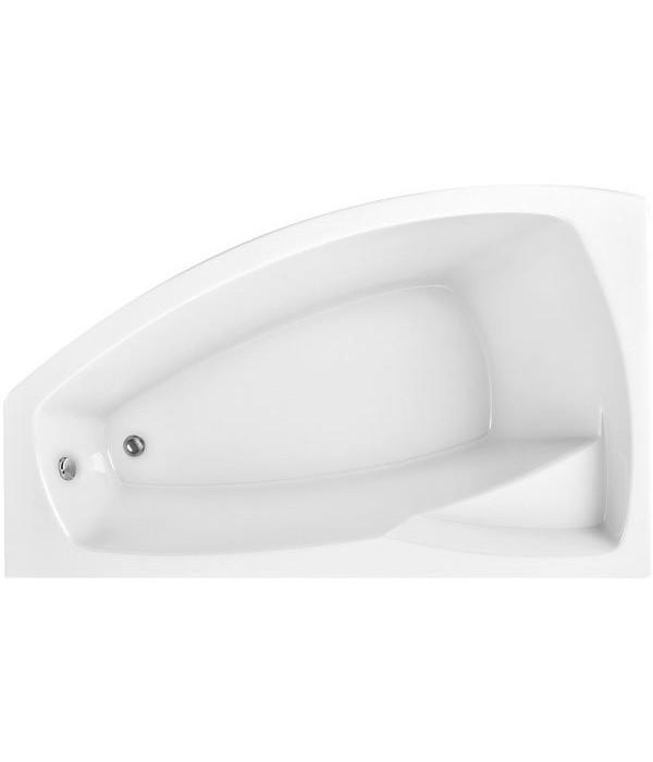 Угловая Акриловая ванна 1МарКа Assol 160*100